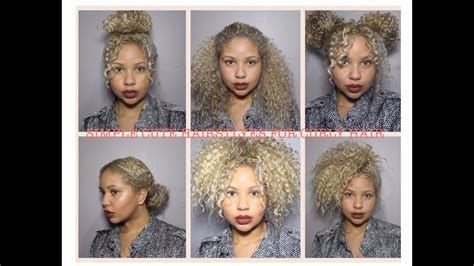Great No Cost Natural Curly Hair Prom Concepts Curly Hair Styles