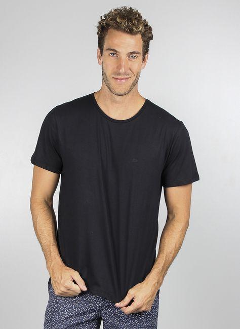 TNG TT CAMISETA BÁSICA BORDADO GEL PT-PRETO - 4 camisetas por 99 1c64fa72b468c
