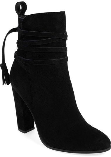 4535fe84780fd Steve Madden 'Glorria' Block Heel Bootie (Women) | SHOES | Pinterest ...