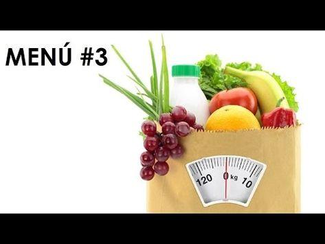 Dieta de las 4 comidas nayla parte 2
