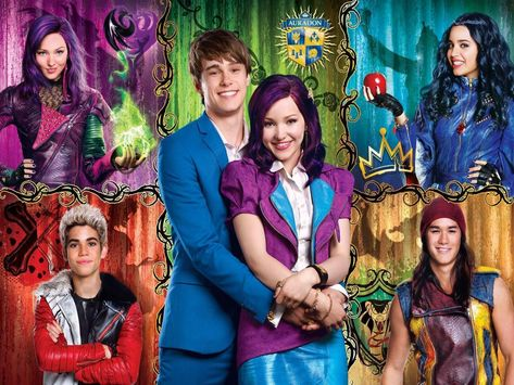Disney Descendants Wallpapers - Wallpaper Cave