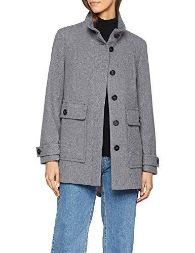 dc71a0da021f8 Cappotti ASHOP Giacca da Donna Elegante per Primaverile Estivo Autunno  Cappotto Invernale Taglie Forti Cardigan A Manich…
