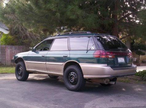 1998 Subaru Legacy Outback >> 1998 Subaru Legacy Outback Limited Modified Subaru