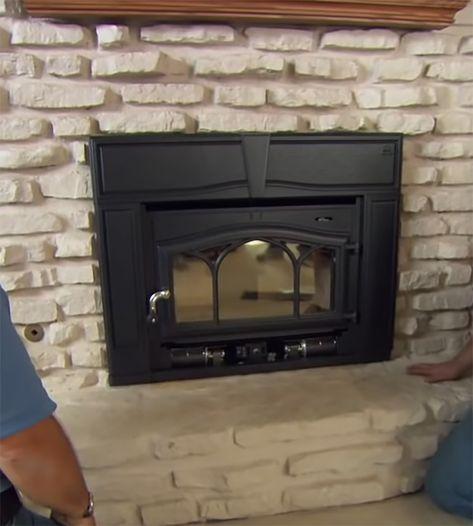 Wood Pellet Stove Fireplace Insert Corner Pellet Stove Insert