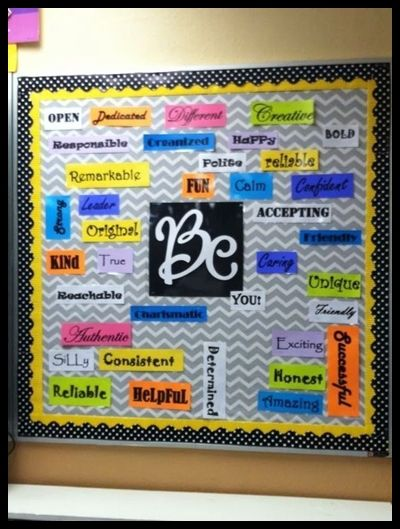 Unique Professional Bulletin Board Ideas Middle School Bulletin