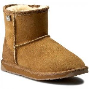 Buty Emu Australia Platinum Stinger Mini Wp10003 Chestnut Bearpaw Boots Boots Emu Australia