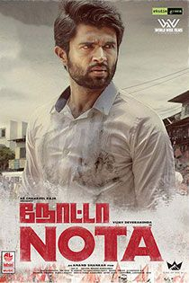 Nota 2018 Tamil Movie Online In Hd Einthusan Vijay Devarakonda Mehreen Pirzada Directed By Anand Shank Full Movies Telugu Movies Online Full Movies Online