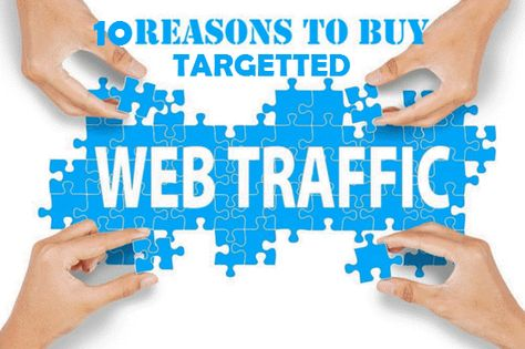 Buy Web Traffic | Real Website Traffic From $12
