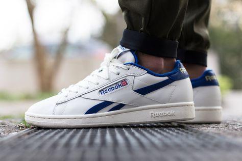 Blue And Reebok Uk Shoes newport Royal Npc Clothes Classic gx1wnTqXA