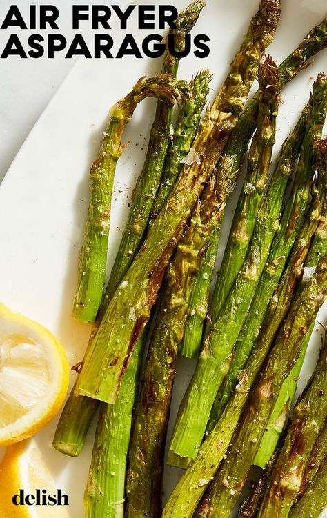 With minimal time and zero effort you can have asparagus ready faster than your oven could even preheat.