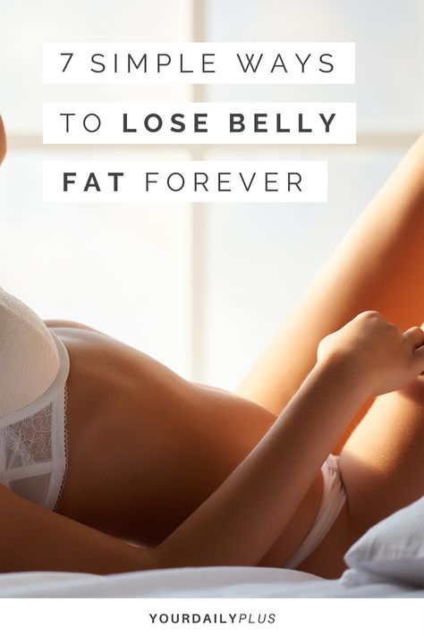 It's simply a matter of knowing what to do, in this piece we look at what you need to do to lose belly fat forever!