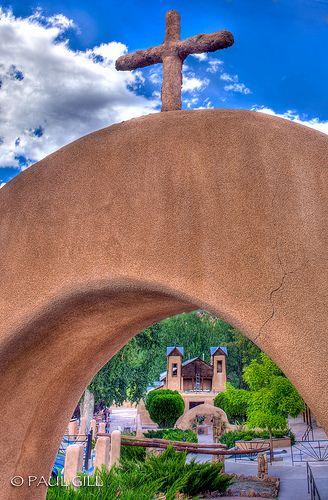 Santuary At Chimayo - New Mexico