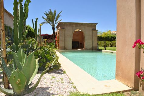 Location Villa Marrakech Louer Une Villa Vacances A Marrakech Il