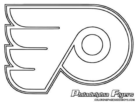 Nhl Hockey Logos Coloring Pages Hockey Logos Nhl Logos Sports Coloring Pages