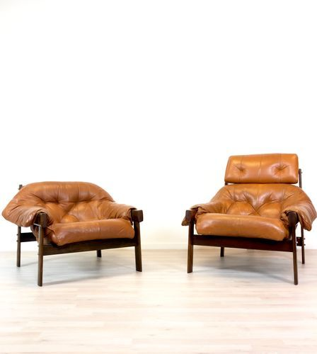 Lounge Chairs By Percival Lafer 1961 Set Of 2 For Sale At Pamono Lounge Chair Ergonomic Chair