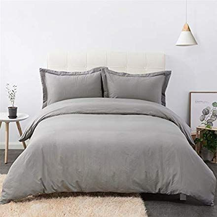 Best Neutral Comforters Duvets That Are Super Affordable Gray Duvet Cover Full Duvet Cover Duvet Cover Sets
