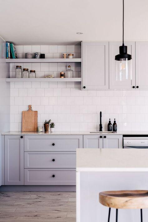 Best 25+ Light Grey Kitchens Ideas On Pinterest | Grey Cabinets, Interior  Design Kitchen And Kitchen Cabinets
