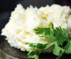 Kartoffelmos opskrift - Madkogebogen