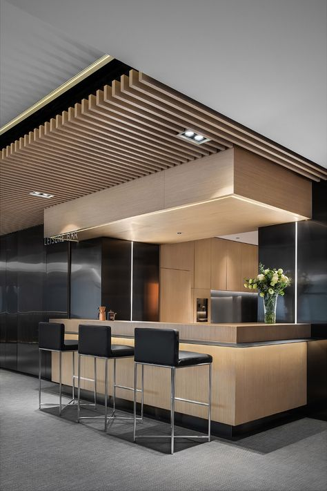 A Tour of Poly Future Metropolitan's Modern Beijing Office