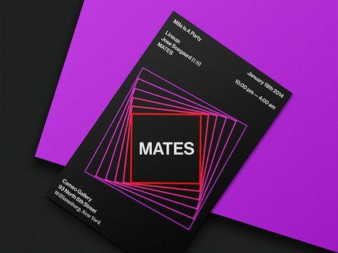 MATES Brand Identity