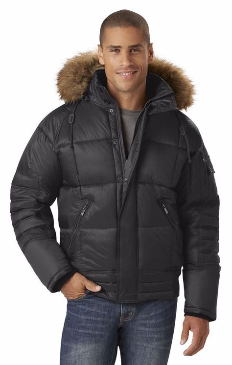 rocawear winter coats mens