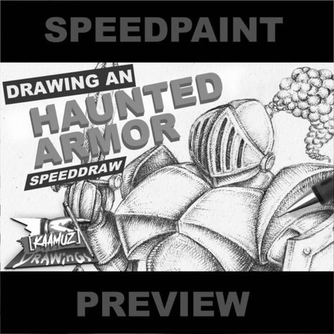HAUNTED ARMOR speeddraw preview --- you may watch the speedraw/speedpaint of it on my youtube channel (link in the bio) [ #haunted #paranormal #halloween #ghosts #ghost #spooky #horror #scary #hauntedhouse #creepy #paranormalactivity #paranormalinvestigation #spirits #ghosthunting #supernatural #ghosthunters #haunting #ghosthunter #ghoststories #abandoned #ghostadventures #hauntedplaces #spirit #haunt #ghosthunt #scarystories #illustrationhowl #paranormalinvestigator #art #black]