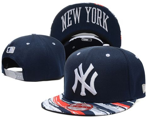 official photos e2219 a14f7 MLB New York Yankees Snapback Hats--SD