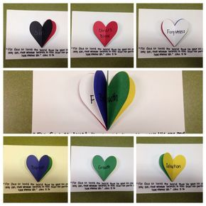 Wordless Book Sunday School Craft Sharing About Jesus Christ And
