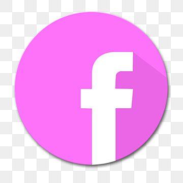 Pink Facebook Logo Facebook Logo Logo Pink Png Transparent Clipart Image And Psd File For Free Download Logo Design Free Templates Logo Design Free Picture Logo