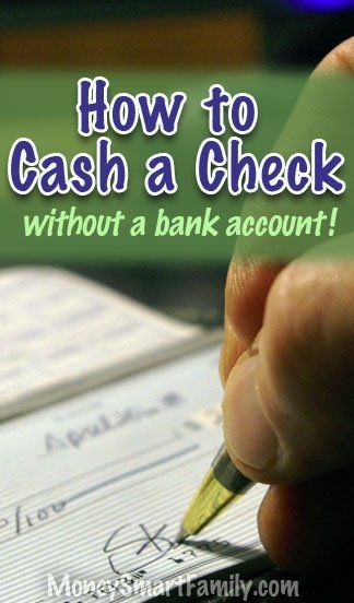 19 Places To Cash A Personal Check Fast With No Bank Account 2021 Personal Finance Budget Money Saving Tips Managing Your Money