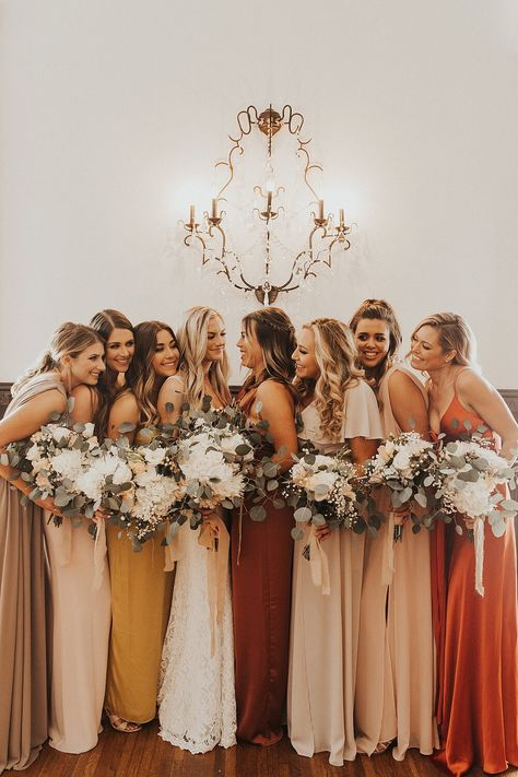 Ebell of Long Beach Wedding Autumn Wedding, Boho Wedding, Dream Wedding, Wedding Day, Elopement Wedding, Wedding Photos, Wedding Venues, Rustic Wedding, Burnt Orange Bridesmaid Dresses