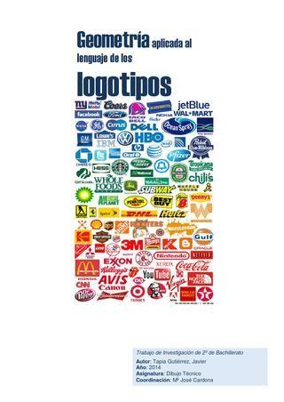 Geometría Aplicada Al Diseño De Los Logotipos Disenos De Unas Logotipos Geometría
