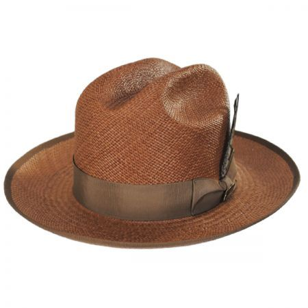 Panama Hats - Grade 8 and Montecristi Panamas - Village Hat Shop ... cb3b25413c6f
