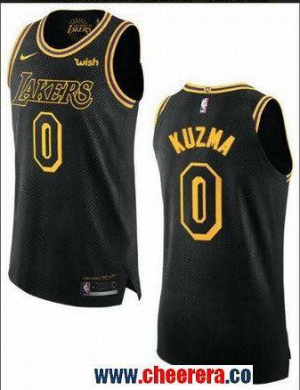 Men S Nike Los Angeles Lakers 0 Kyle Kuzma Black Nba Jersey Nba Jersey Jersey Los Angeles Lakers