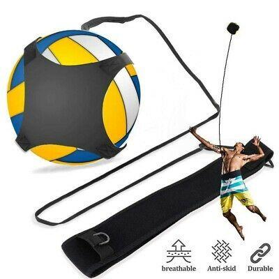 Advertisement Ebay Football Kick Trainer Skills Solo Soccer Training Aid Adjustable Waist Volleyball Training Equipment Training Equipment Volleyball Training