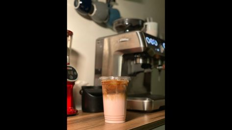 ايس روز لاتيه Coffee Maker Coffee Nespresso