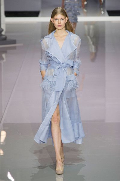 Ralph & Russo, Spring 2018 - London Fashion Week's Most Unforgettable Dresses - Photos