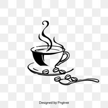 Beautiful Coffee Cup Illustration Coffee Mug Clipart Beautiful Coffee Cup Black Coffee Beans Png Transparent Clipart Image And Psd File For Free Download Coffee Cup Drawing Coffee Illustration Coffee Cup Art