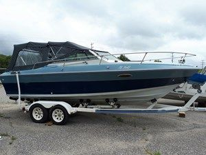 1988 Used N A Four Winns 215 Sunddowner Cuddy Cabin Power Boat For Sale In Ontario From The Cove Boats For Sale Used Boat For Sale Power Boats For Sale