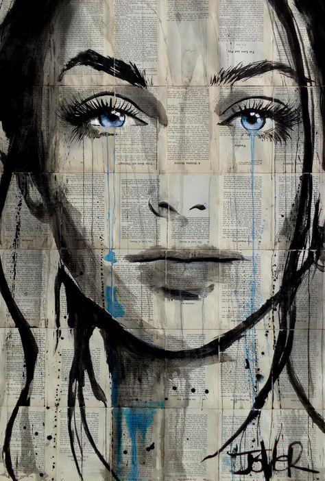 Loui Jover #art #artist #artwork #artsandcrafts #artesanato #Louijover #ink