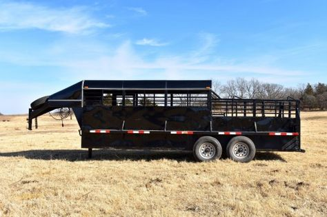 Ranchworldads Trailers >> 20 Custom Built Catch Trailer For Sale For More Information