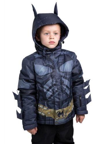 5ef0f1d22 Kids Batman Dark Knight Snow Jacket | Best Gifts for Kids | Batman ...