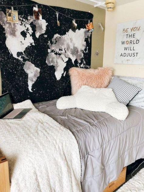 56 Unique Dorm Room Ideas That You Need to Copy ~ Matchness.com
