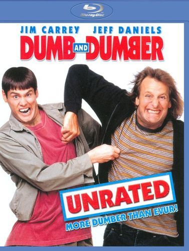 Dumb And Dumber Ws Blu Ray 1994 Best Buy Dumb And Dumber Jim Carrey Funny Movies
