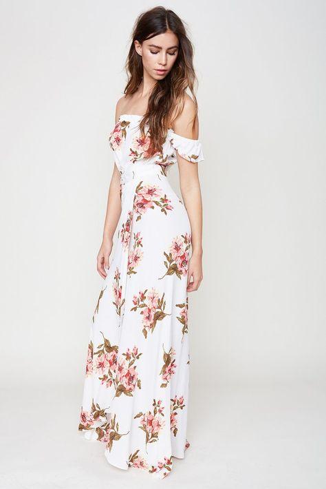 Bella Maxi | Short summer dresses, Summer formal dresses