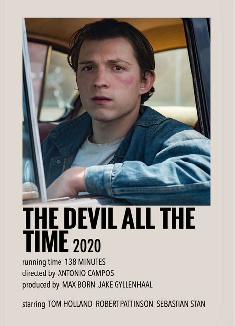 The devil all the time by Millie