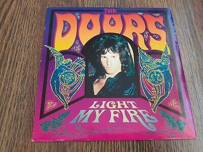 The Doors Light My Fire 7 Single Released In 1991 Thedoors Single Vinyl Lightmyfire In 2020 Pink Floyd Vinyl Pink Floyd Record Pink Floyd Dark Side