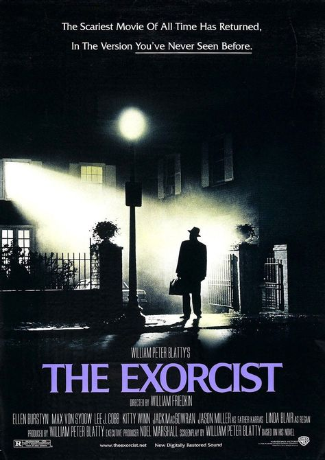 the exorcist, the exorcist moovie, the exorcist moovie poster, the exorcist film, the exorcist film poster, wall decor