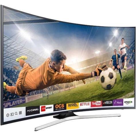 388907cdf45 SAMSUNG UE55MU6292 TV LED incurvée UHD 138 cm pas cher prix Téléviseur 4K  Cdiscount 699.99 € TTC au lieu de 847.42 €  SmartTvSamsung