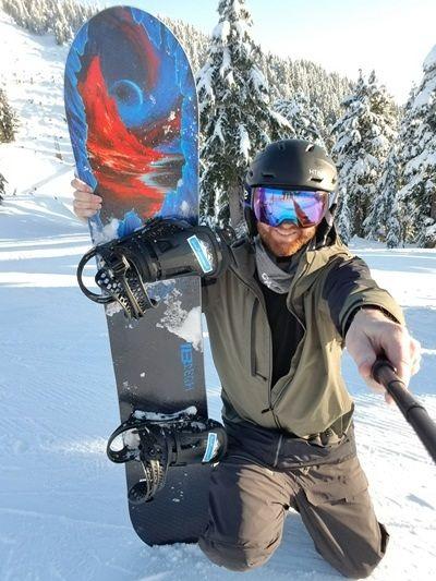 Lib Tech Dynamo 2021 Review Freeride Snowboard Snowboard Freeride